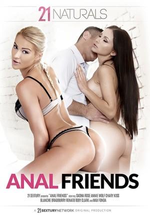 Онлайн порно анальные подружки
