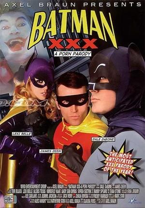 Порнопародия на фильм про бэтмена