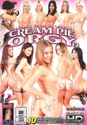 Cream Pie Orgy 12