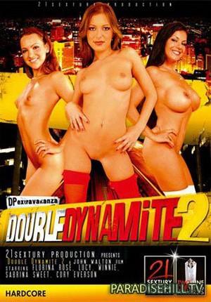 Порно двойной взрыв 3