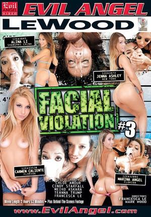 Порнофильм facial violation 2 смотреть онлайн