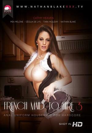 Порно фильм про французскую горничную, порно девушка плачет от члена