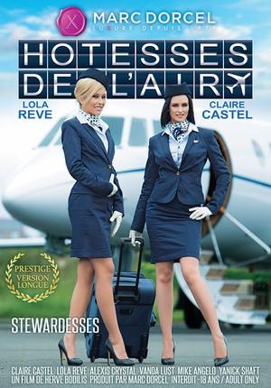 Порно фильмы стюардесса
