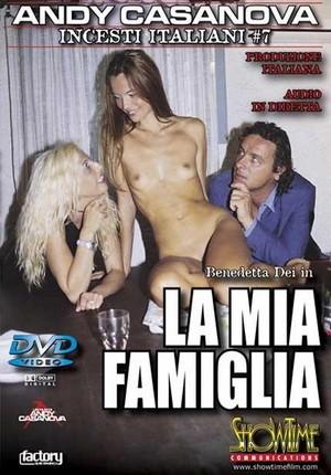 Порно фильмы инцест итальянский