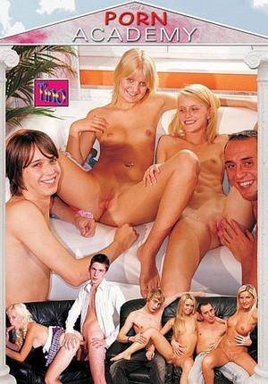 Порно фильм академия