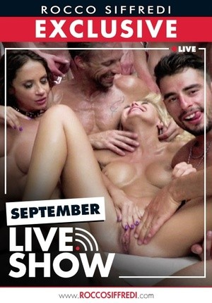 Смотри порно онлайн Rocco Siffredi Live Shows September / Живое Онлайн Шоу Рокко Сифреди в Сентябре