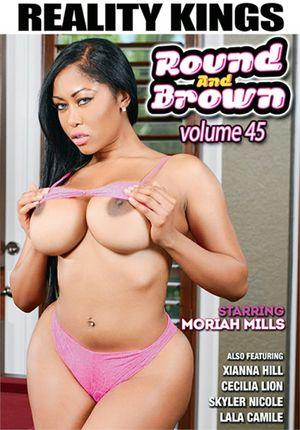 Round An Brown