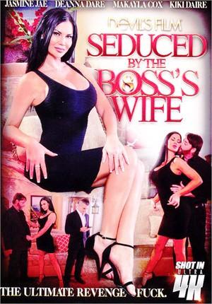 Фильм порно жена босса