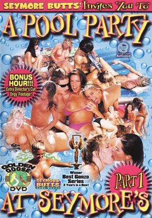 Порно онлайн вечеринка у бассейна