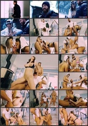 горнолыжники порно фильм