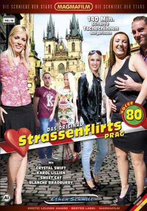 Уличный флирт немецкое порно 13