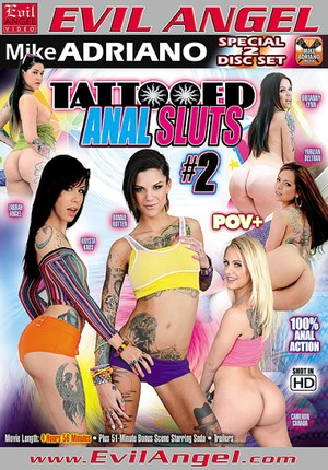 Татуированные анальные шлюхи онлайн