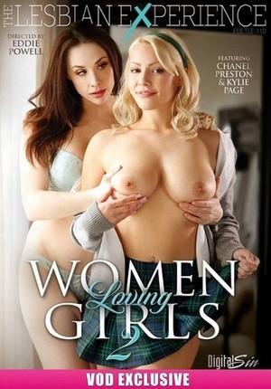 Порно девушки любят девушек лесби